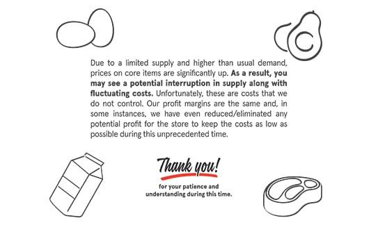 Supply Pricing