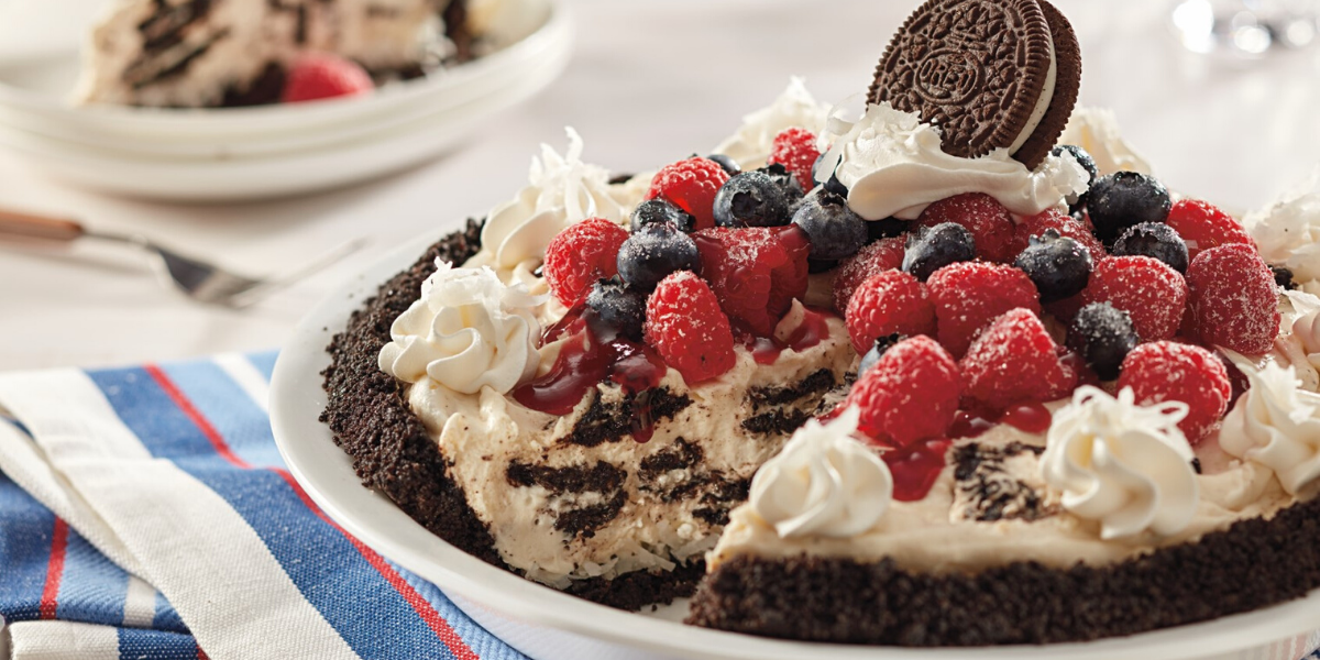 All-American Oreo Coconut Cream Pie