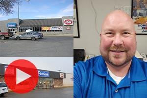 Dissmore's IGA Retailer Dave Picchioni
