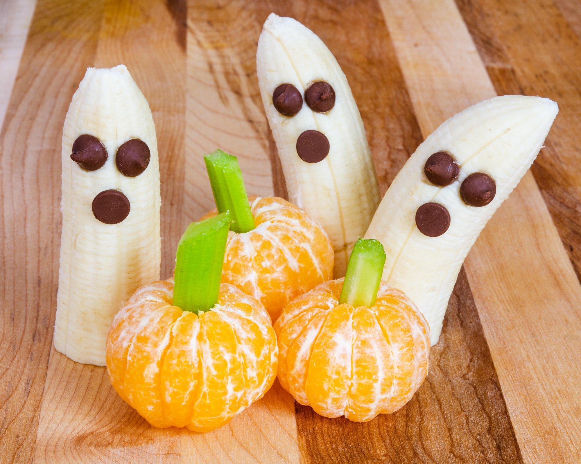 Ghosty Bananas