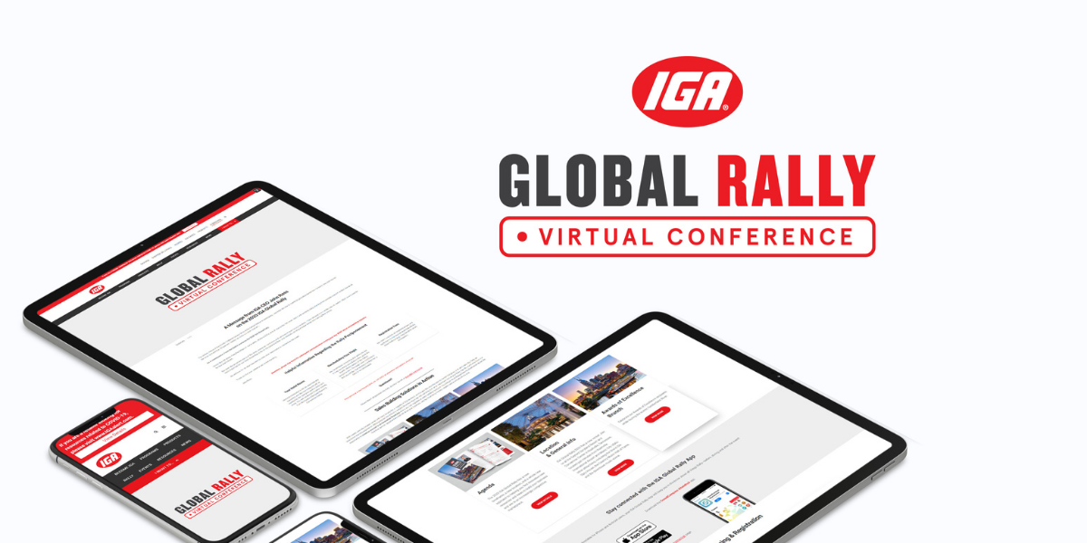 IGA Global Rally Virtual Conference Sneak Peek