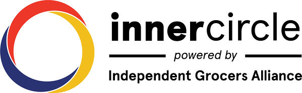 inner circle powered by Independent Grocers Alliance