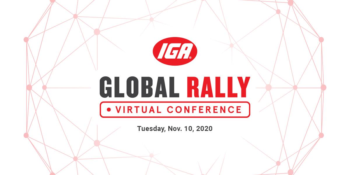 IGA Global Rally Virtual Conference