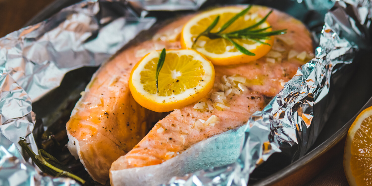 3 grilling recipes for Father's Day, including this salmon