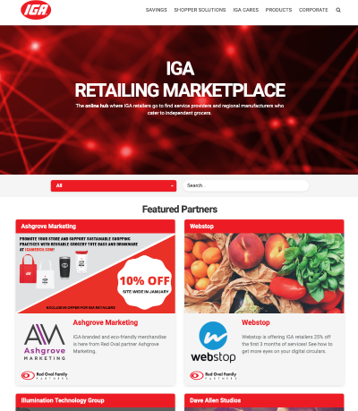 IGA Retailing Marketplace-400