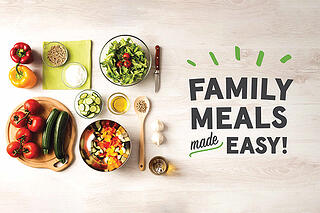Family Meals Made Easy