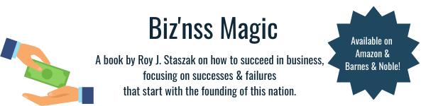 Biznss Magic Ad