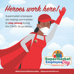 Supermarket Employee Day