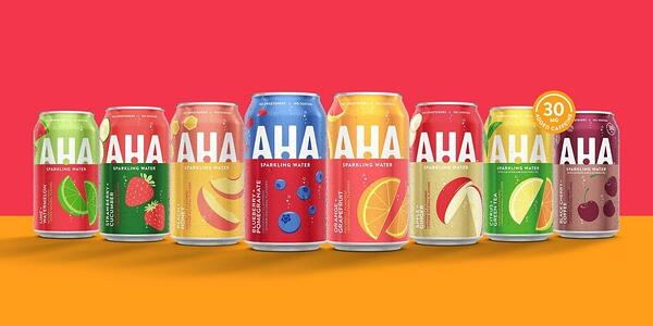 AHA! cans