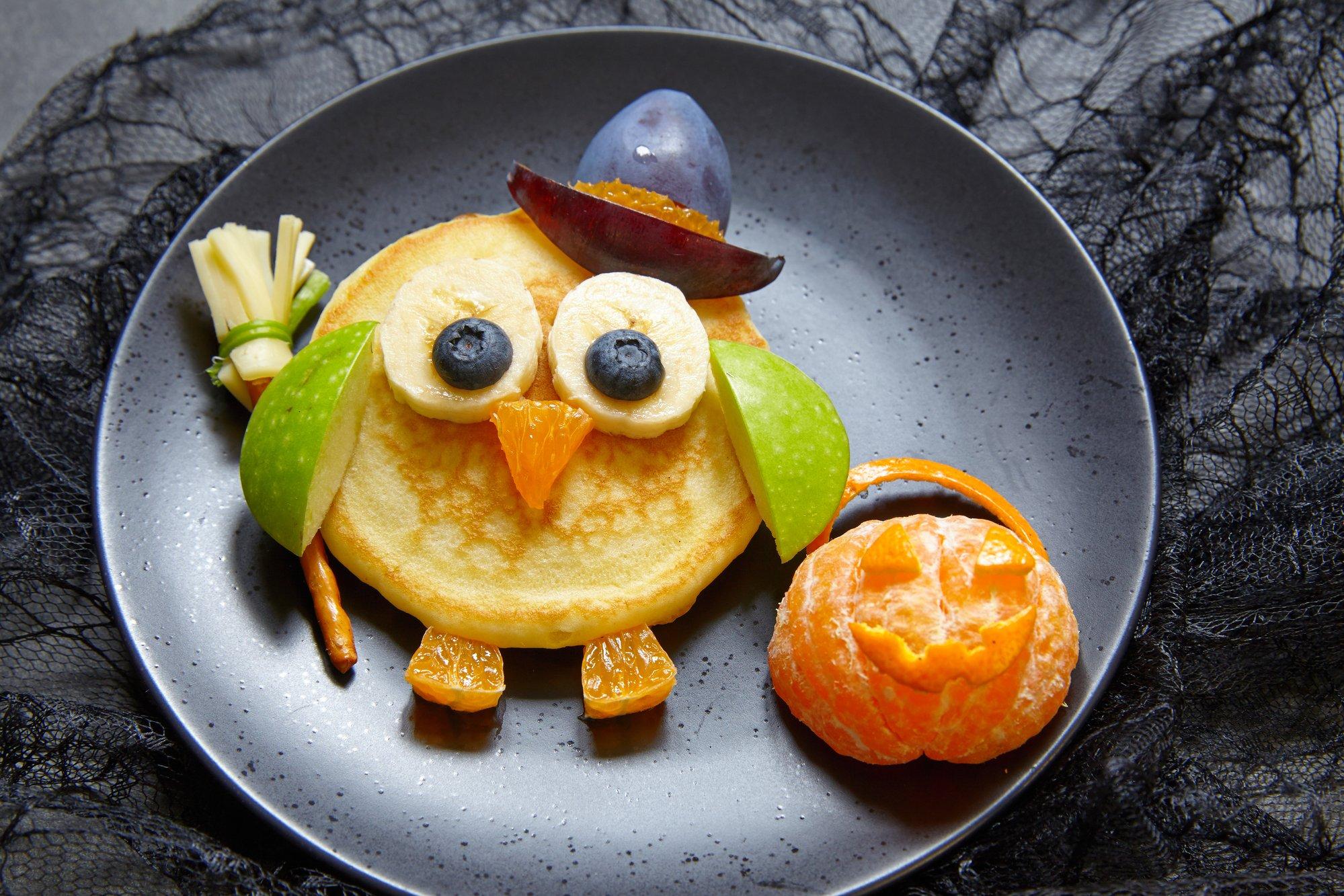 Owl Pancakes