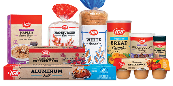 Private Label Sales Soar for IGA Retailers