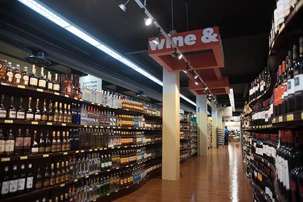 Rodney Bay_Wine section-2