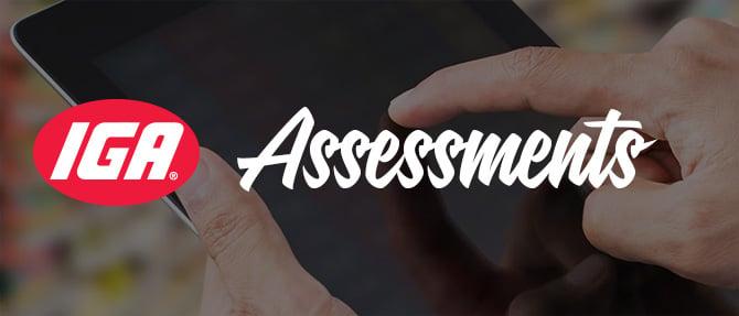 IGA Assessment update