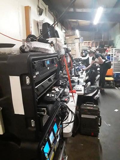 fitch's setup
