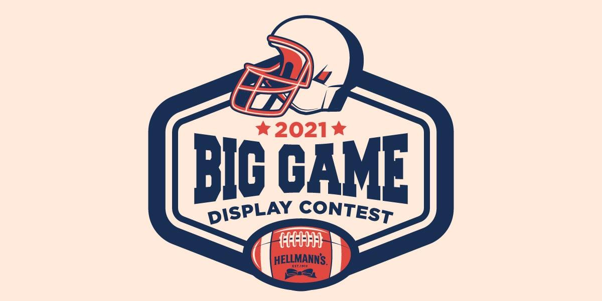 Hellmann's Big Game Display Contest