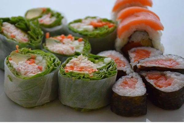 zanottos sushi
