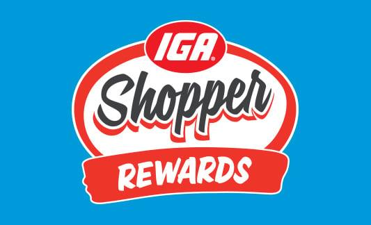 IGA Shopper Rewards