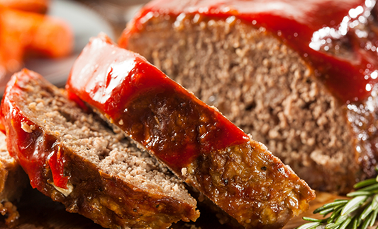 Picture of meatloaf
