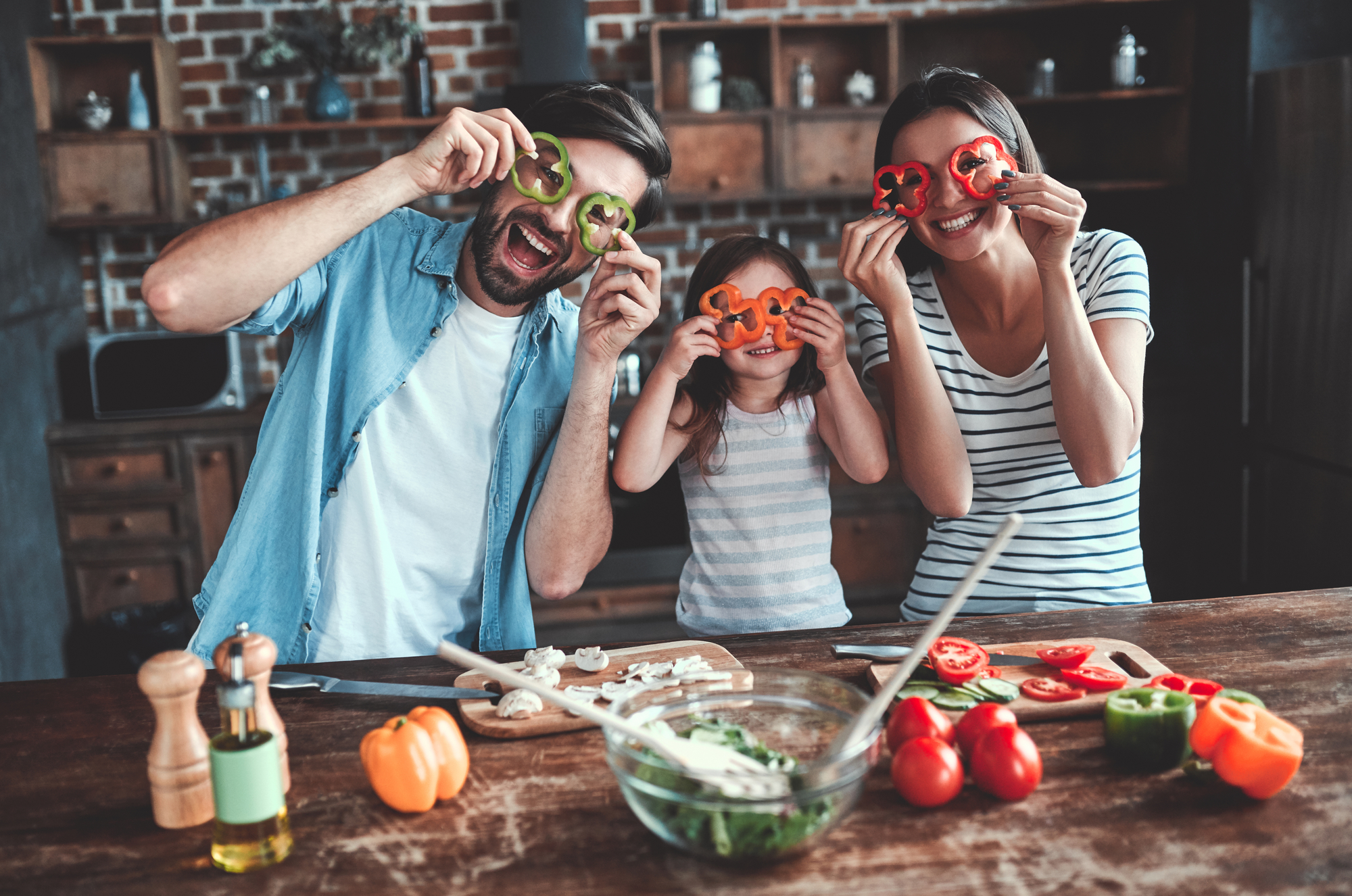 Family meals month dinner plan