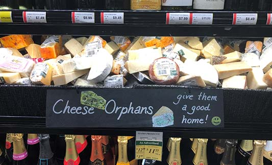 Cheese Orphans
