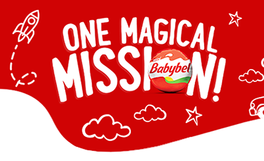 One Magical Mission - with Babybel Cheese