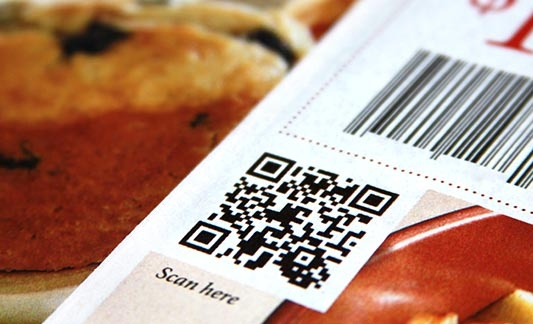 coupon scan code