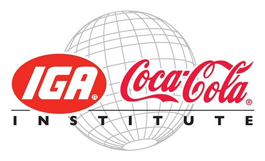 IGA CocaCola Institute Logo