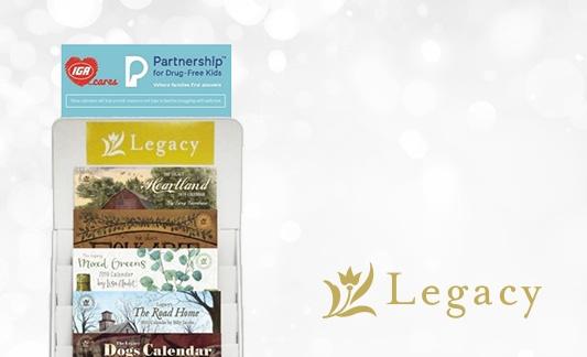 Legacy Publishing logo