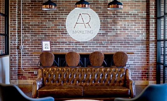 A-R-Marketing logo