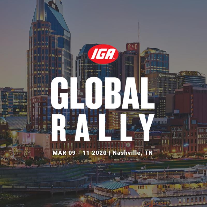 IGA Global Rally 2020