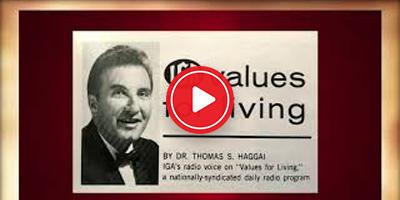 Tribute to Tom Haggai