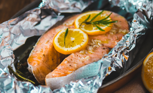 Grilled Salmon_content_card