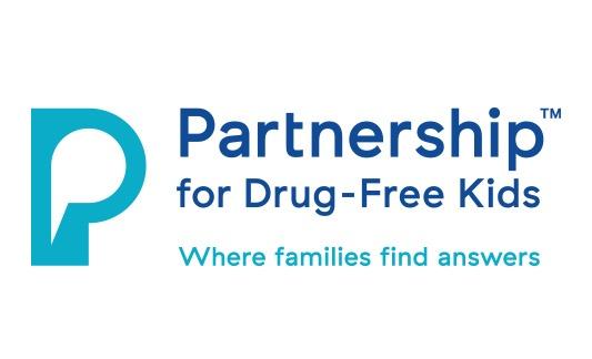 Partnership for Drug-Free Kids logo