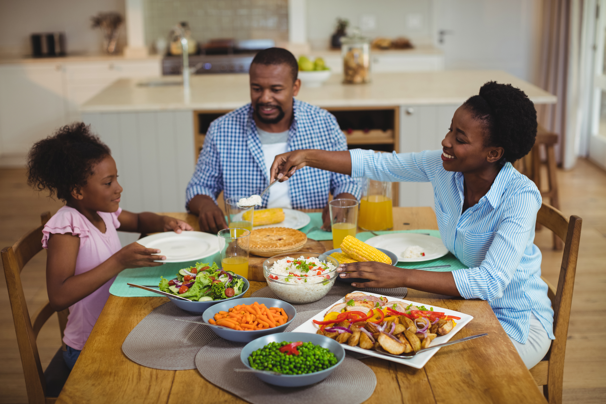 Why Family and Food Belong Together