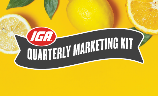 Quarterly Marketing Kit